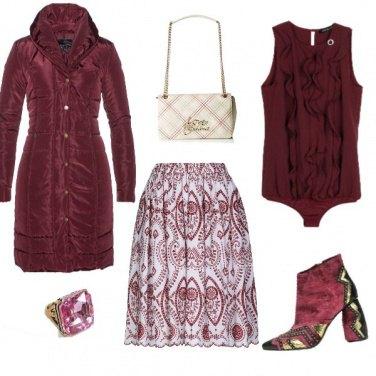 Outfit Caldo e freddo
