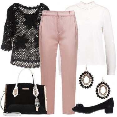 Outfit Un perfetto bon ton