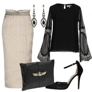 Outfit Donna chic