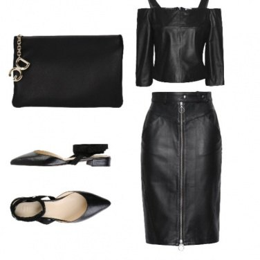 Outfit Lether
