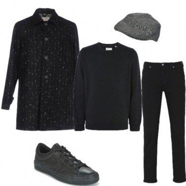 Outfit Coppola e cappotto