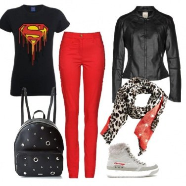 Outfit Super low-cost-woman!