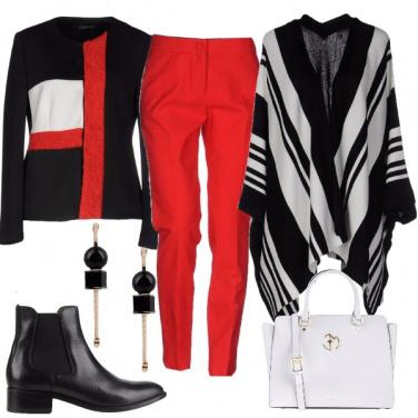 Outfit Giornata tricolore