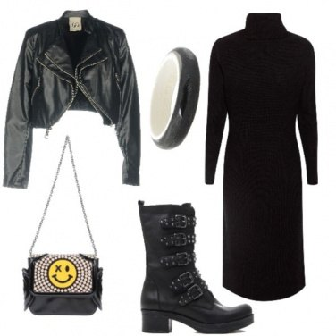 Outfit Dark women