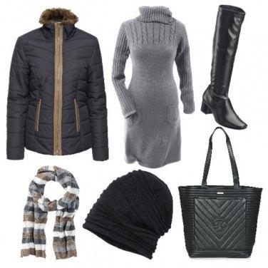 Outfit Una giornata fredda