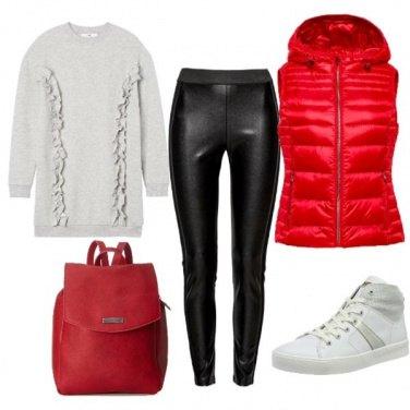 Outfit Footwear