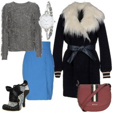 Outfit Inverno trendy