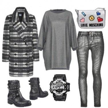 Outfit La borsetta spiritosa