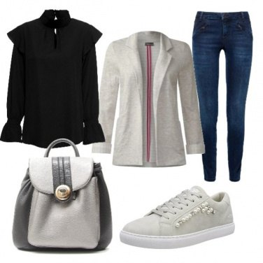 Outfit Urban #9165