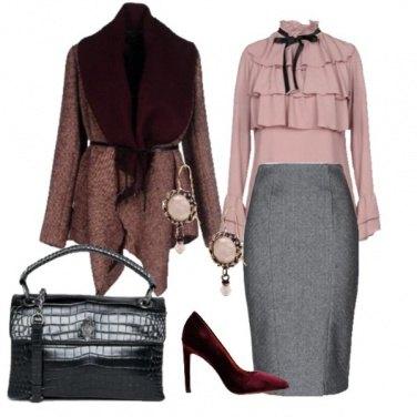 Outfit Segretaria sexy