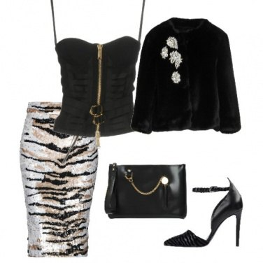 Outfit Sexy #3503