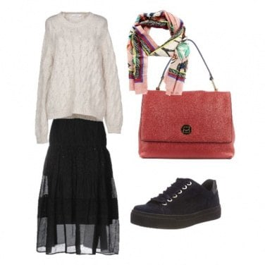 Outfit Casual-chic