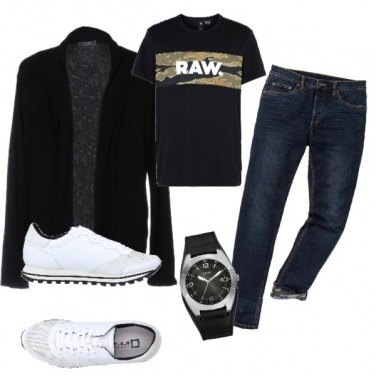 Outfit Urban #1527