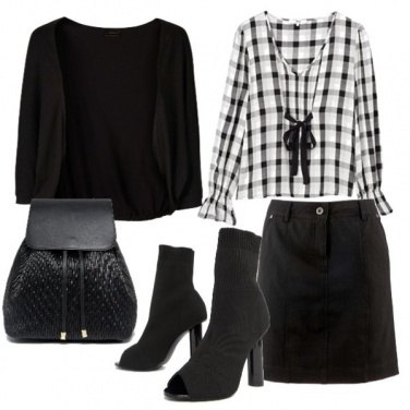 Outfit Urban #9171