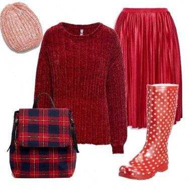 Outfit E se piove?