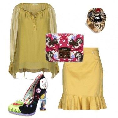 Outfit Irregolare