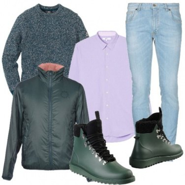 Outfit Urban #1528