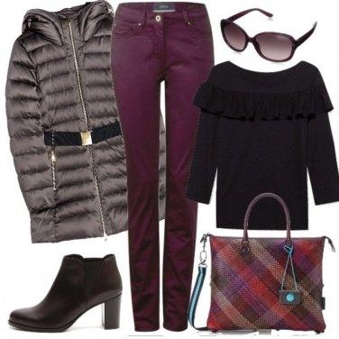 Outfit La borsa a tutto colore