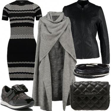 Outfit Una sneaker coi fiocchi