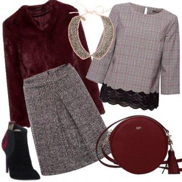 Outfit La tracollina rotonda