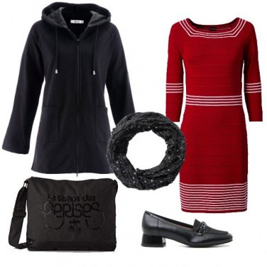 Outfit Piccole righe