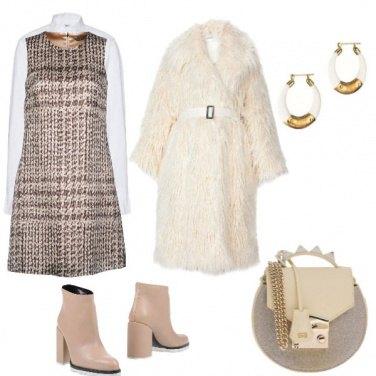 Outfit Scamiciata e camicia