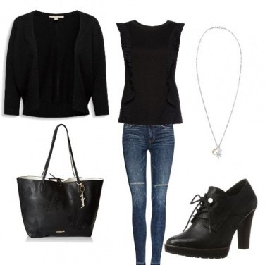 Outfit Urban #9166