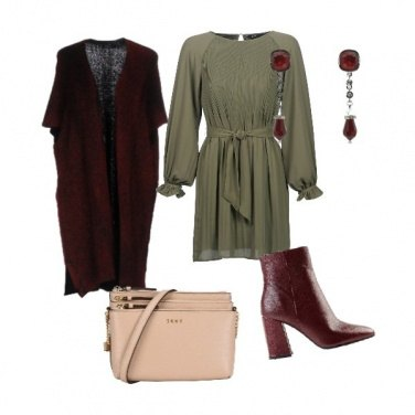 Outfit Comoda e femminile