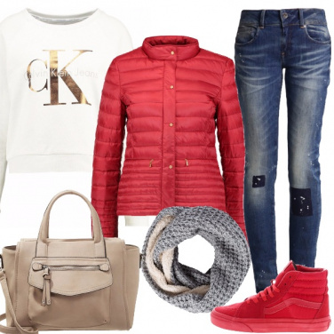 Outfit Shopping e cinema