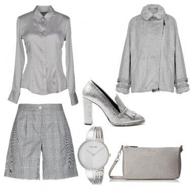 Outfit Sfumature di grigio...