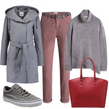 Outfit Binomio diverso