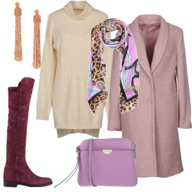 Outfit Maxi maglia e cuissard