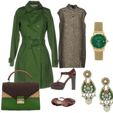 Outfit Colori d'autunno