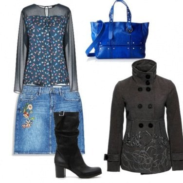 Outfit Trendy con gusto