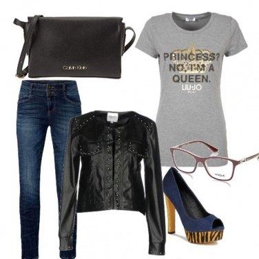 Outfit Princess rock