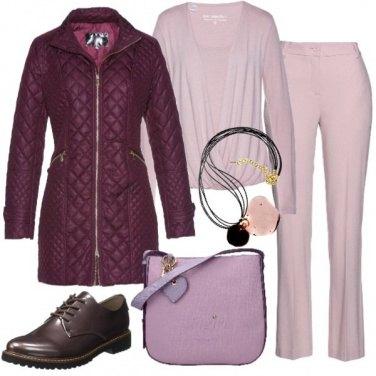 Outfit Sfumature del glicine