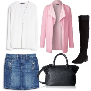 Outfit Urban #9189