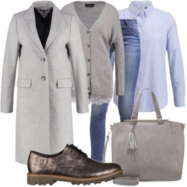 Outfit Questioni di grigio