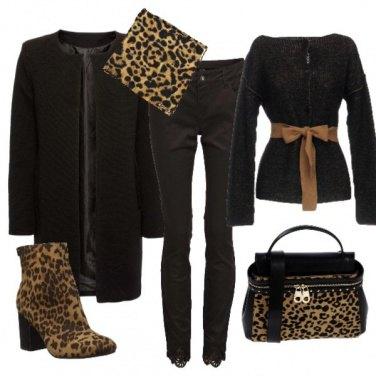 Outfit Personalità felina