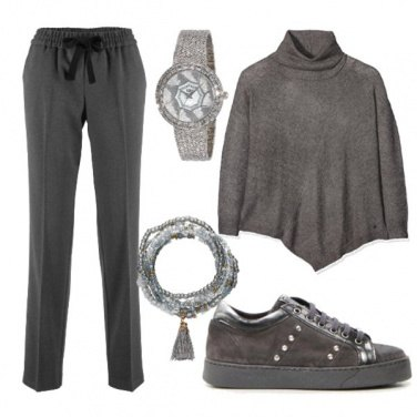 Outfit Mrs Grey