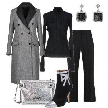 Outfit Cenetta fuori