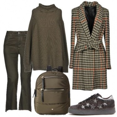 Outfit Stesso cappotto: weekend...