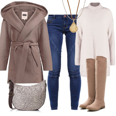 Outfit Naturale d\'inverno