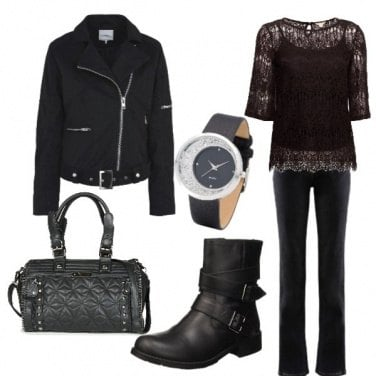 Outfit Rock #3817