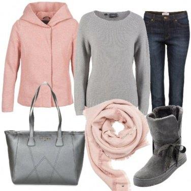 Outfit Colori tenui per il giorno