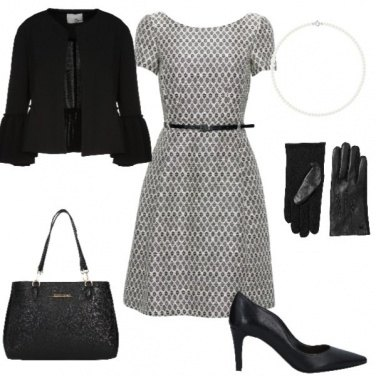 Outfit Guanti in pelle