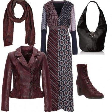 Outfit Pomeriggio di shopping