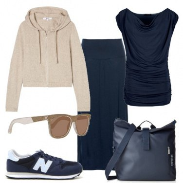 Outfit Urban #9207