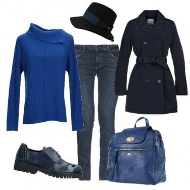 Outfit Totalblue