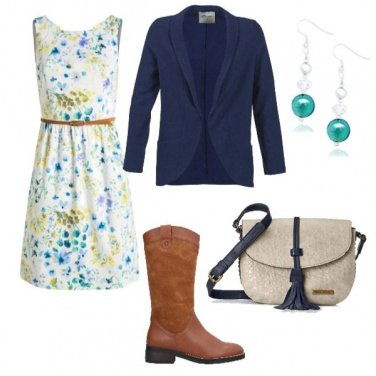 Outfit Mercoledì in ufficio